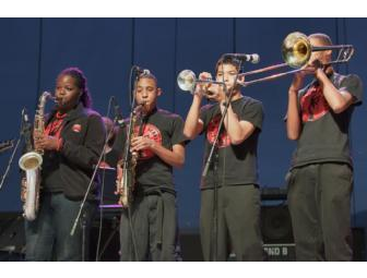 Daytime performance by Stax Music Academy students and Grammy-nominated Kirk Whalum