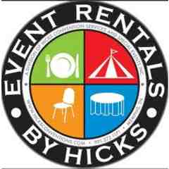 Hicks Convention Services & Special Events
