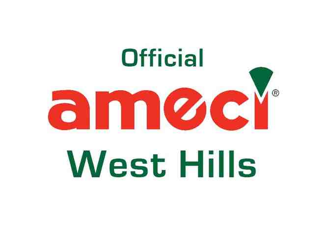 Ameci Pizza and Pasta West Hills - Gift Certificate for One Large Pizza with One Topping - Photo 1