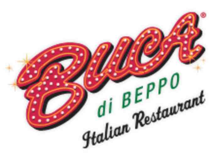 Buca di Beppo Italian Restaurant - Gift Card $50 - Photo 1