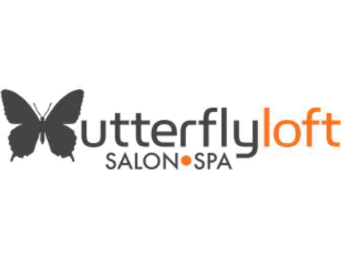Butterfly Loft Salon and Spa - Gloss Treatment and Haircut - Photo 1