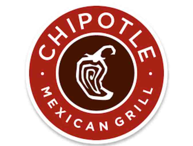 Chipotle Gift Card - Dinner for Four (4) - Photo 1