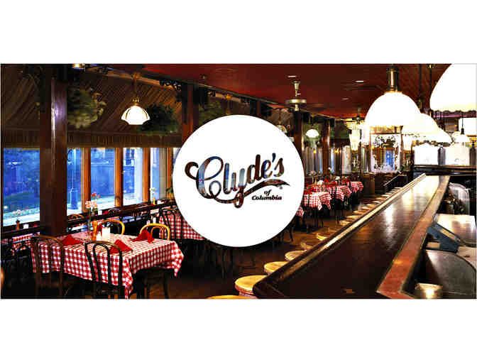 Clyde's of Columbia $75 Gift Card - Photo 1