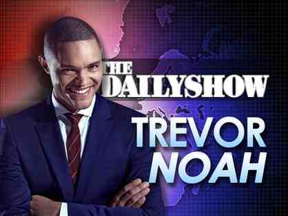 The Daily Show with Trevor Noah Live TV Show Taping -  TWO (2) VIP Tickets