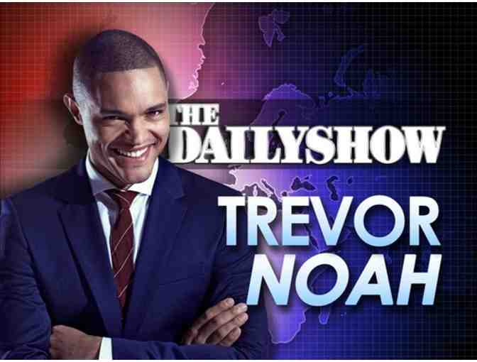 The Daily Show with Trevor Noah Live TV Show Taping -  TWO (2) VIP Tickets - Photo 1