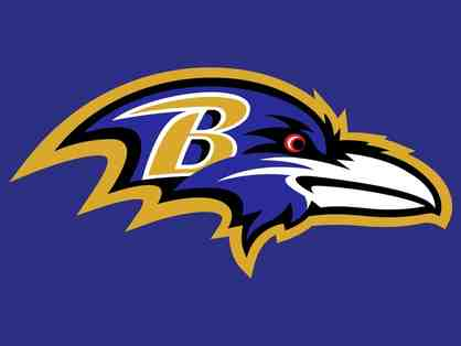 Baltimore Ravens Football Tickets (2) vs. Steelers - Great Seats!