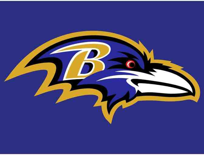 Baltimore Ravens Football Tickets (2) vs. Steelers - Great Seats! - Photo 1