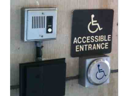 WISH LIST REGISTRY: $25 Donation for the Accessible Building Project (AccessibleRestrooms)