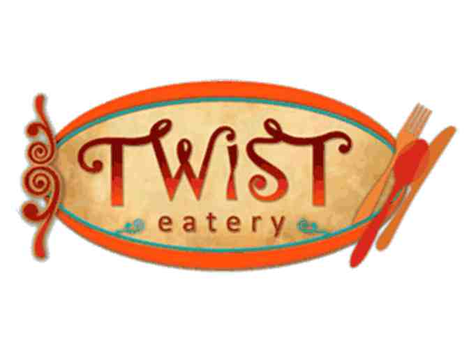 $25 Gift Certificate to 5-star TWIST Eatery in Forestville, CA - Photo 1