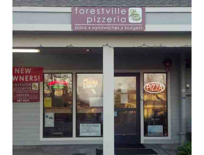Forestville Pizzeria - $50 Gift Certificate - Photo 3