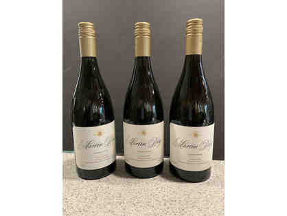 3 Bottles Martin Ray 2016 Chardonnay Bisordi Ranch