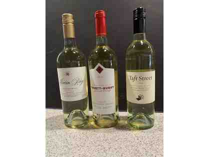 3 Bottles for Sauvignon Blanc Wine Lovers