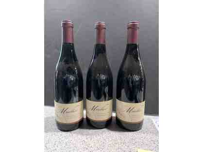 3 Bottles 2016 Mueller Winery Russian River Valley Pinot Noir