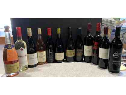 1 mixed case of Sonoma County Wines