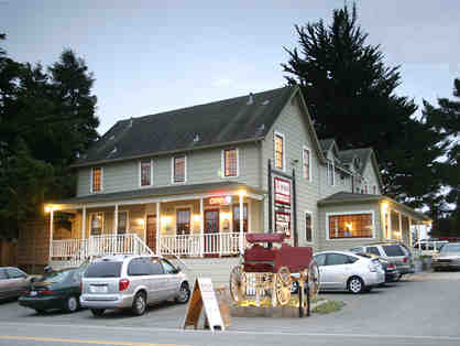 $100 Gift Certificate at Rocker Oysterfeller's Kitchen + Saloon - Valley Ford, CA