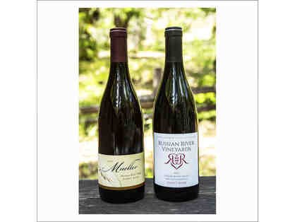 2 bottles from the Russian River Valley Appellation
