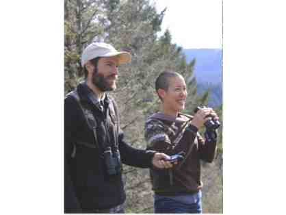 2.5 Hour Personal Guided Birdwalk for two people