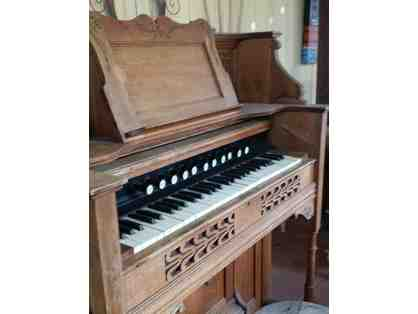 Antique Pump Organ (circa 1890)