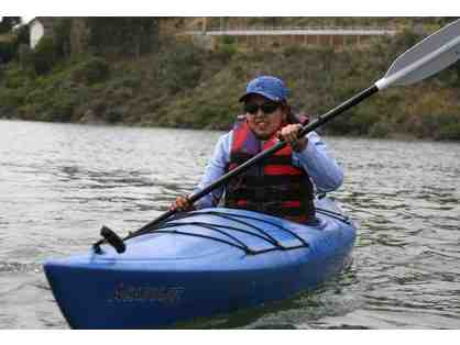 2 - Hour Estuary Park and Paddle for 2 people : Jenner, CA