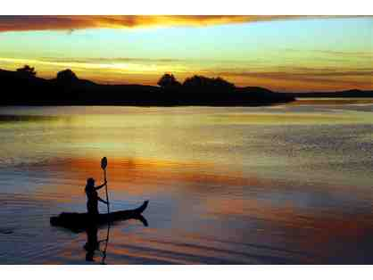 4 - Hour Estuary Park and Paddle for 2 people : Jenner, CA