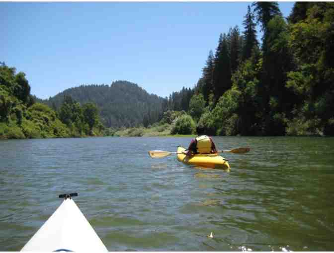 4 - Hour Estuary Park and Paddle for 2 people : Jenner, CA - Photo 3