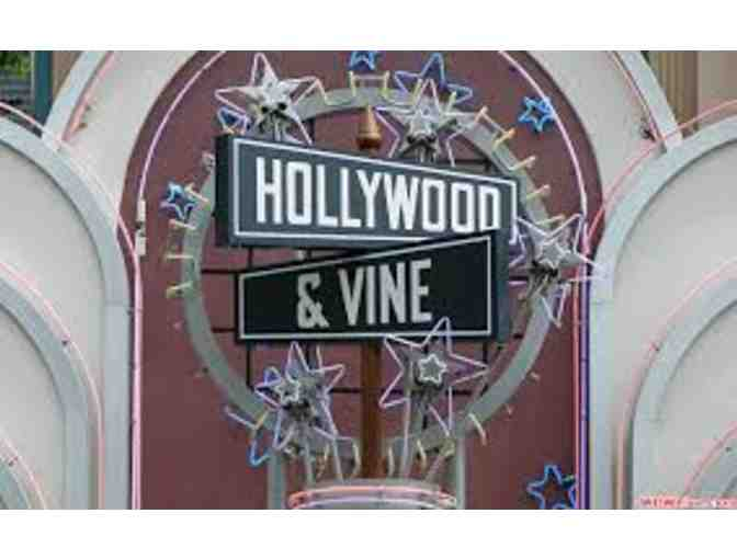 Hollywood & Vine Cellars