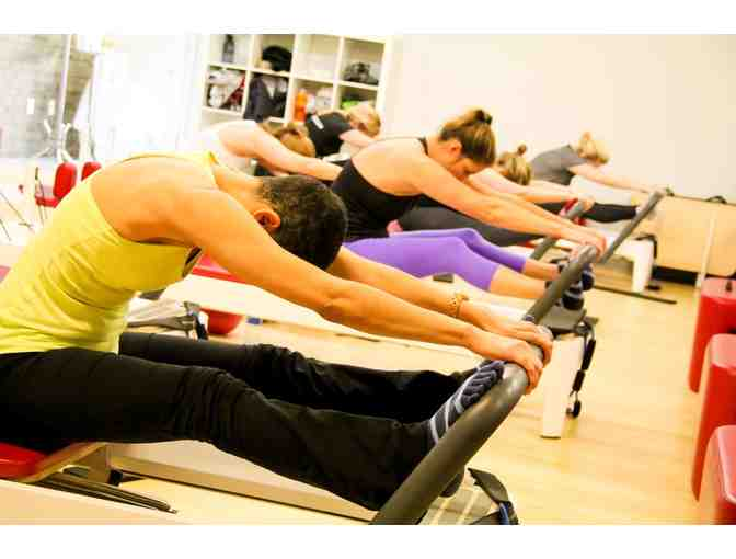 10 Point Package for Rock the Reformer by Potomac Pilates - Any location