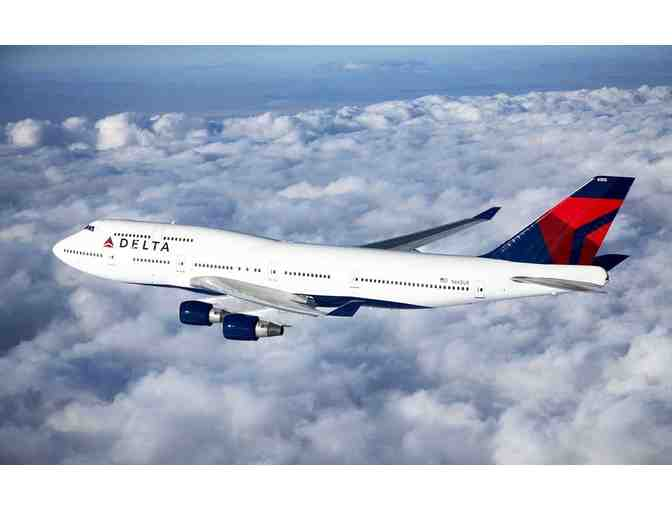 2 Delta Business Class Round trip tickets to Europe - No restrictions