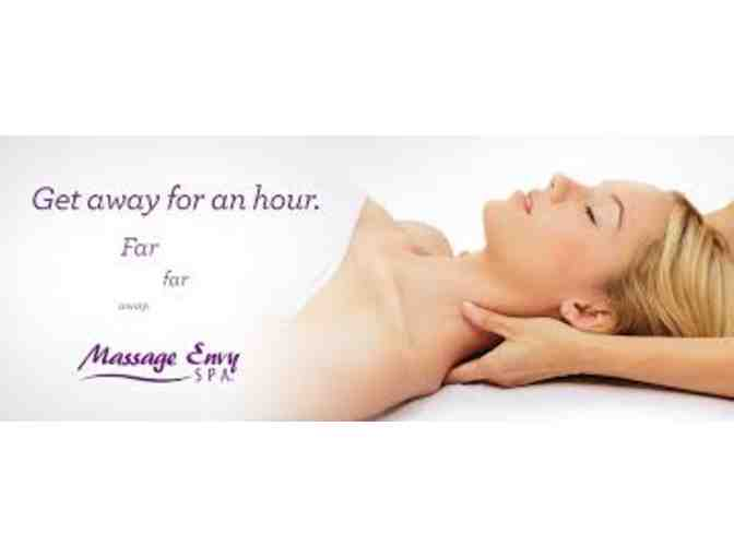 Gift Card for Massage Session at Massage Envy - Any Location