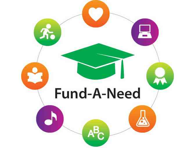 Fund-A-Need $100 Donation