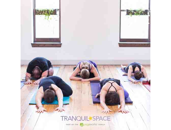 Tranquil Space Yoga $125