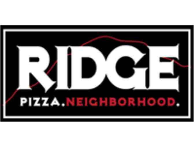 $50 Gift Card for The Ridge