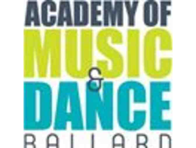Summer Class Session at Ballard Academy of Music & Dance