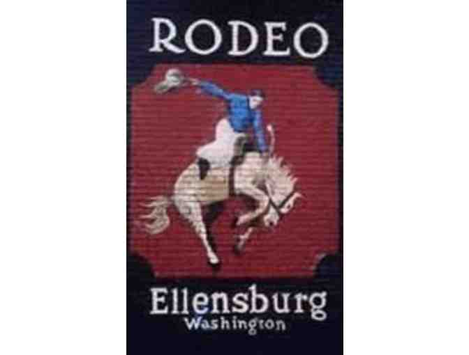 Four Tickets to Ellensburg Rodeo 2018