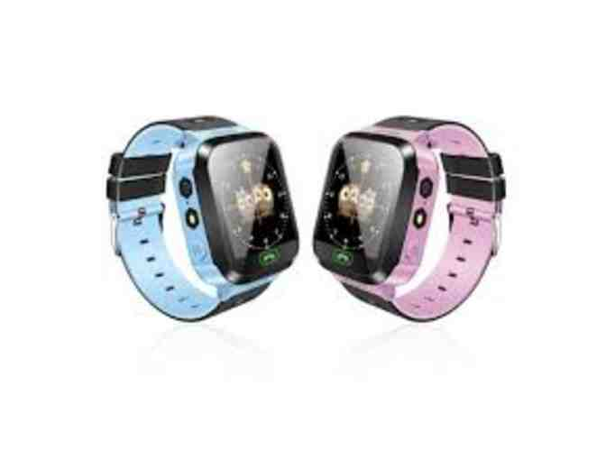 TMO Kids Tracker Watch - Blue