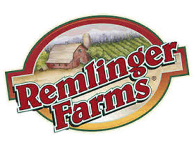 One Day Admission to Remlinger Farms up to Four Guests