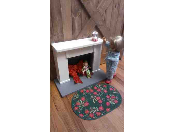 Fireplace for Dolls