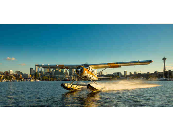 Seattle Scenic Seaplane Tour for Four