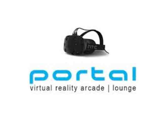 Virtual Reality Party for 20 at Portal