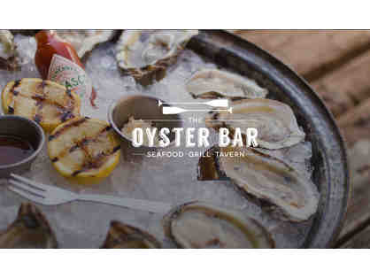 $100 Gift Card to The Oyster Bar