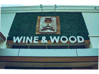 $75 Gift Card to Wine and Wood - Tampa