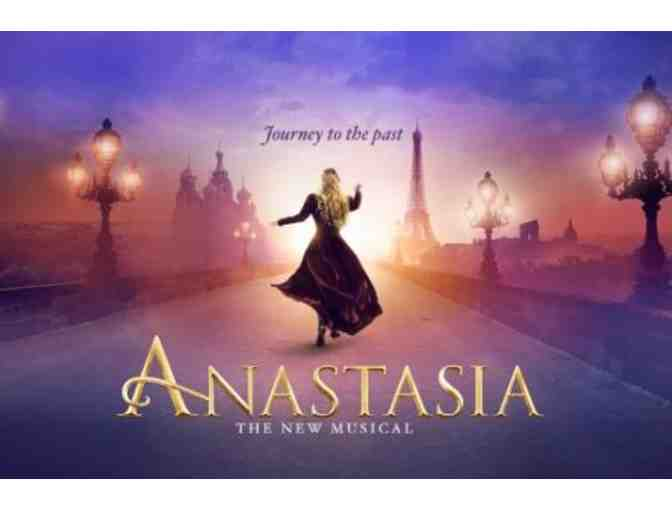 2 Tickets to 'Anastasia' at the Overture Center in Madison