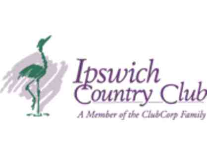 A Day of Golf at Ipswich Country Club