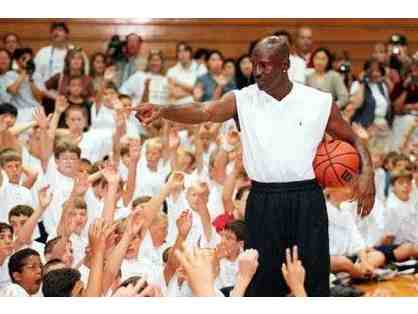 MICHAEL JORDAN YOUTH FLIGHT SCHOOL FOR ONE
