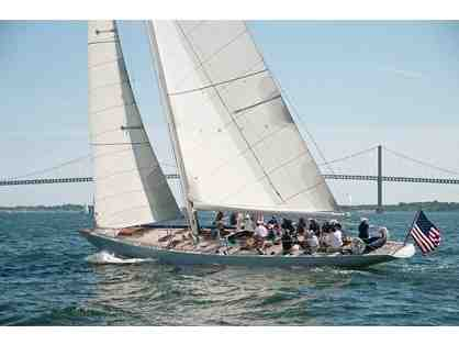 2-Hour Private Sail Aboard An America's Cup Yacht for up to 13 guests-- Newport, RI