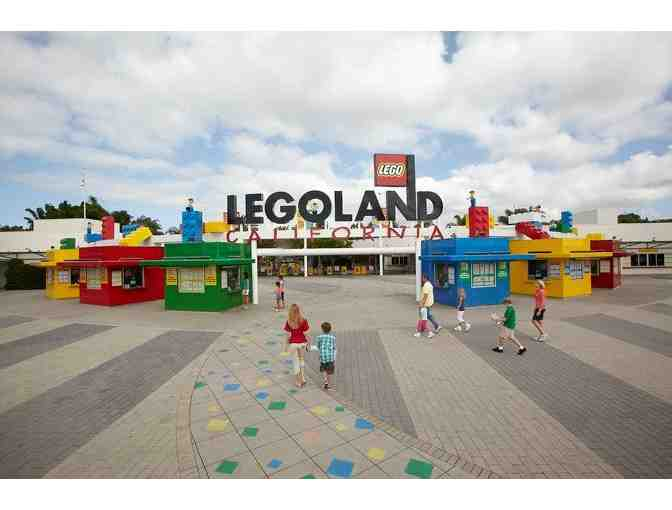 Explore the Land of LEGOs and the Animal Kingdom, San Diego