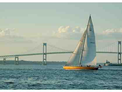 2 tickets for a 2 hour Sail aboard America's Cup Yacht  in Newport, RI