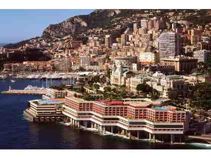 Bask in the Glory of The French Riviera, Monte Carlo