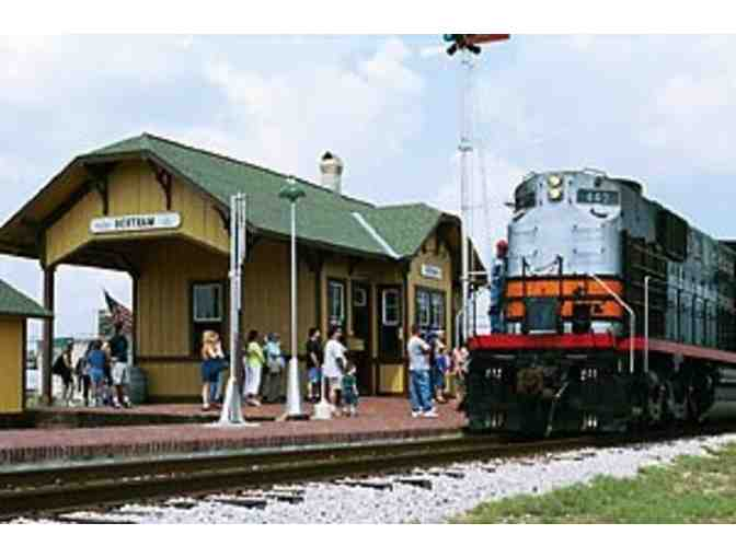 Austin Steam Train (Cedar Park, TX): $100 gift certificate (code: 1019) - Photo 1