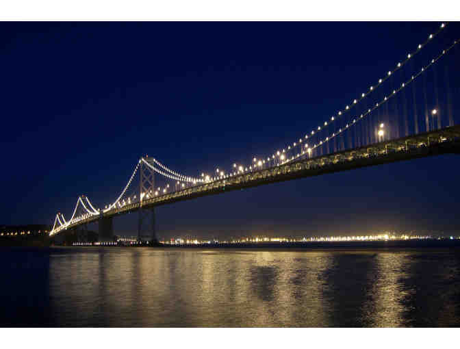 The Night Lights of the City by the Bay, San Francisco - Photo 1